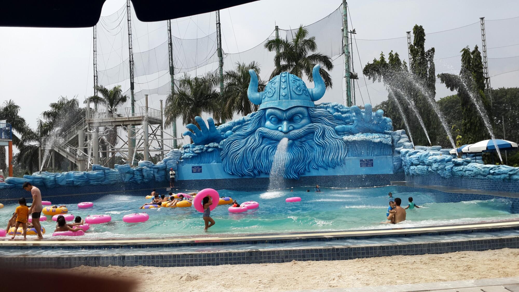 pondok indah waterpark